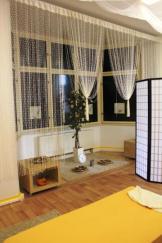 Dvě propojené místnosti o celkové výměře 57 m2